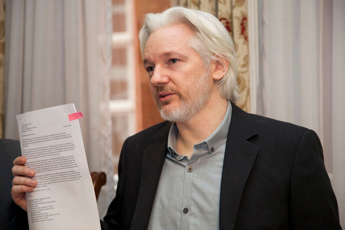 Trump's charges against Assange are historic attack on press freedoms. Media and Obama helped set the stage